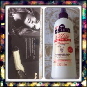 Babyliss and Ausse Heat