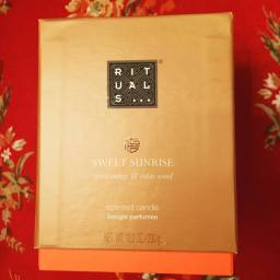 Rituals Scented candle – I Heart Edition 2016