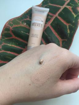Maybelline Dream Velvet Foundation- The Review Issue 2016