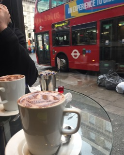 Birthday Post!One day through London with Hubby – Travel Diary 2016