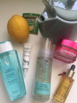 Morning Cleansing Routine – I Heart Edition 2016